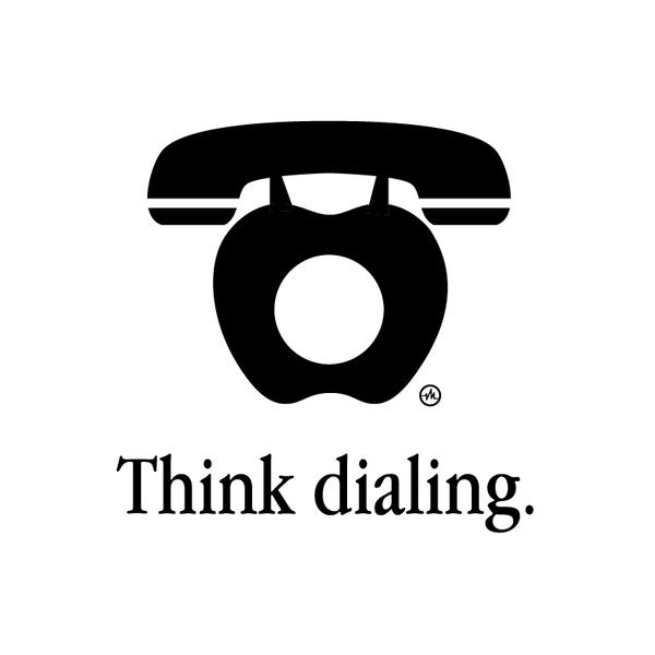 Creative Apple Logos Mobile