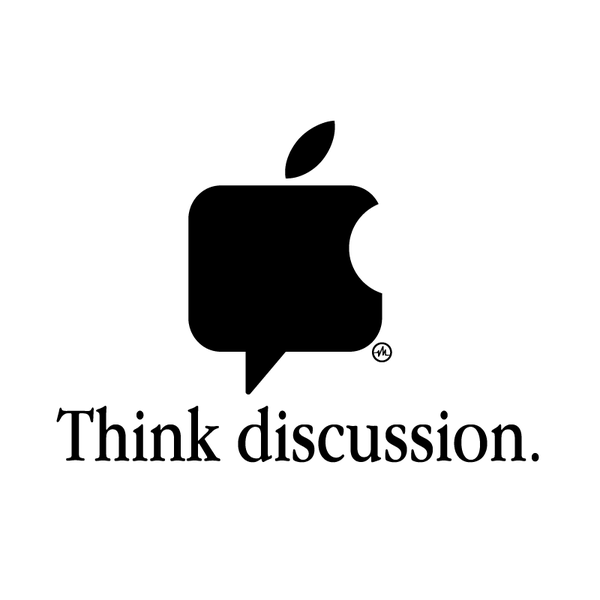 Creative Apple Logos Discussion