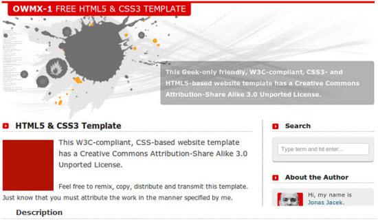 20 HTML 5 Web Tutorials