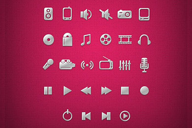 Free Psd Icons (6)