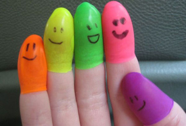 Finger Characters (10)