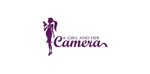 A Girl and Her Camera