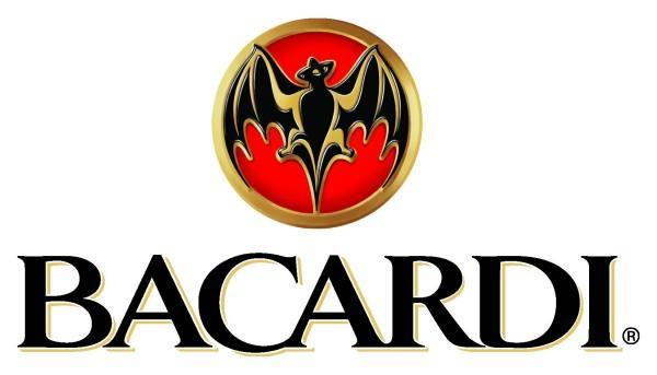 world famous company logos - Bacardi-Logo