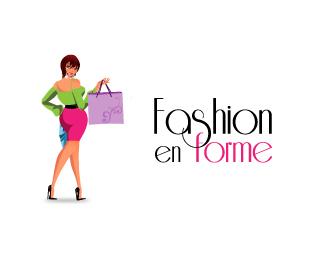 Fashion and beauty blog logo