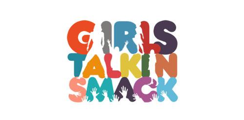 girls talking smack