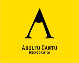 Adolfo Canto personal logo