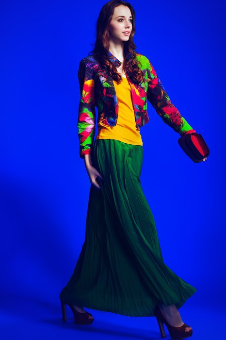 Colorful Fashion Photography Ddesignerr