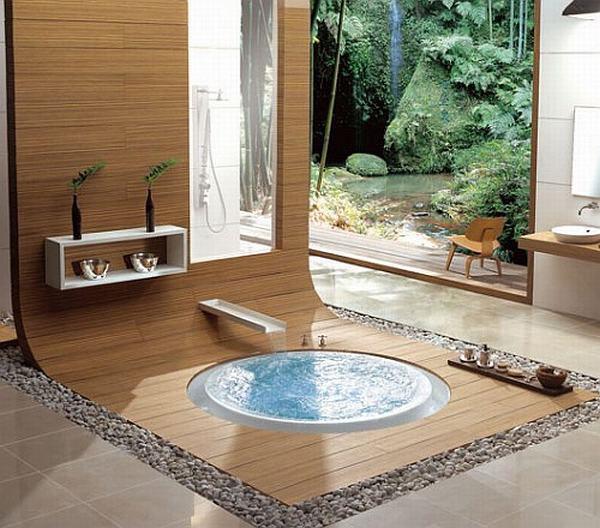 Creative bathroom designs (9)